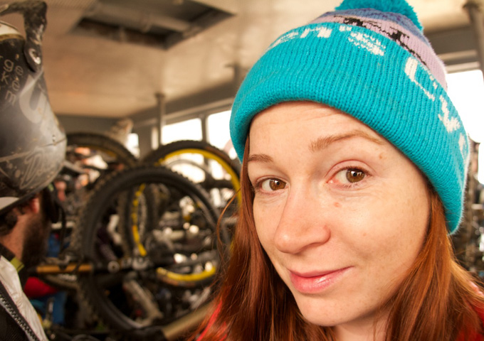 Aoife Glass Cycling Blog Entry