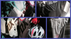 Eurobike Fox women's mountain bike gear 2015