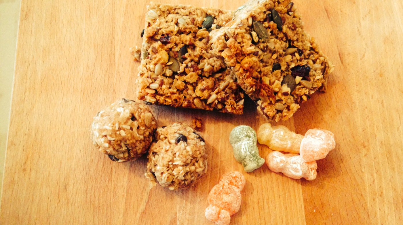 Cycling nutrition flapjacks aoife glass