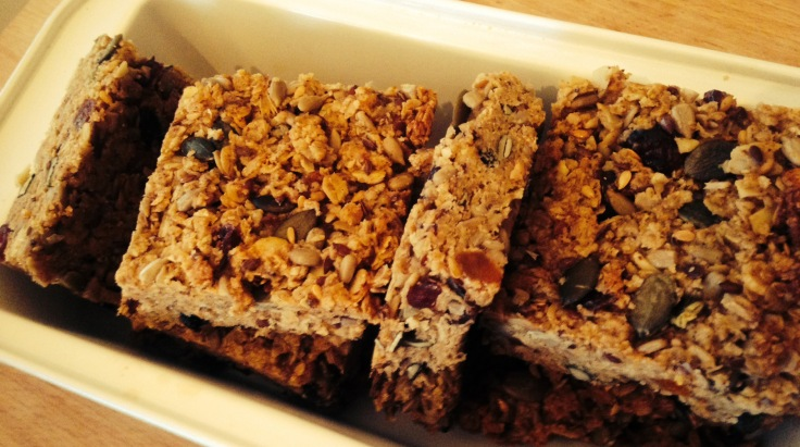 flapjacks cycling nutrition aoife glass