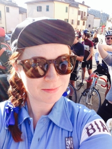 vintage bicycle race l'eroica women's cycling