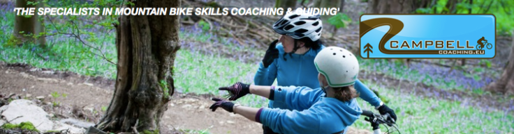 Campbell coaching mtb skills